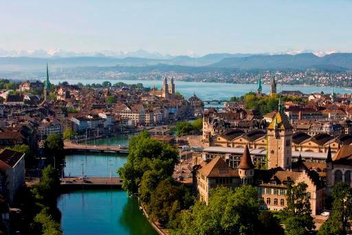 ITALIANI A ZURIGO, Svizzera