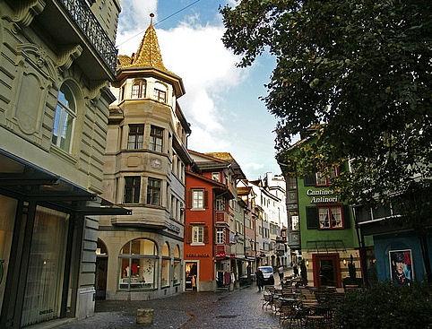 Vivere a Zurigo