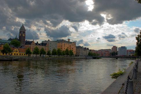 Norrköping, vivere in Svezia