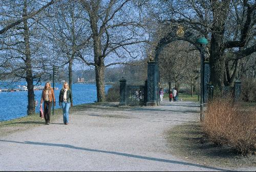 Södra Djurgården lavorare in svezia