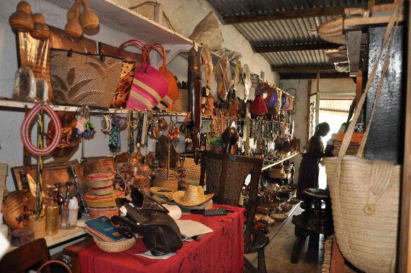 Etnico in Tanzania artigianato etnico