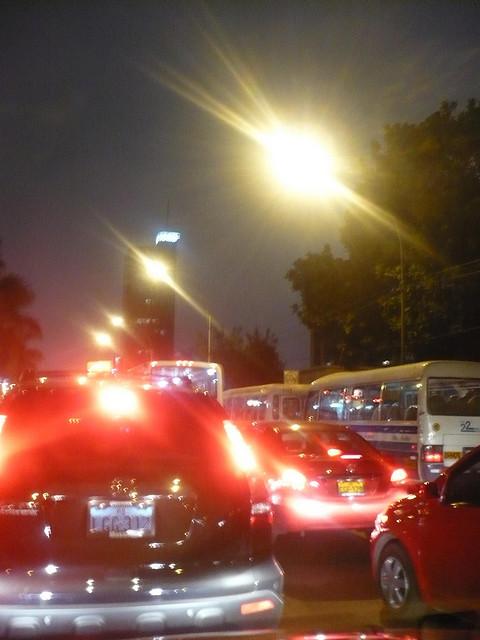 Traffico a Lima