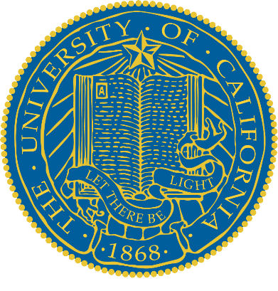 Logo Università California