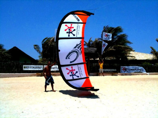 Uruaù: il paradiso del KiteSurf