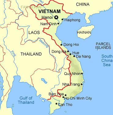 Vivere e lavorare in Vietnam hanoi