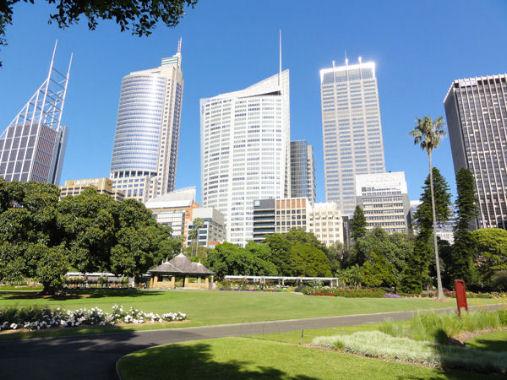 Sidney  una città a misura d'uomo