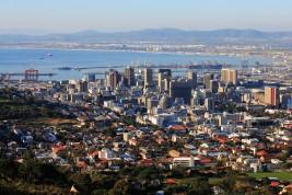 vivere a Città del Capo
