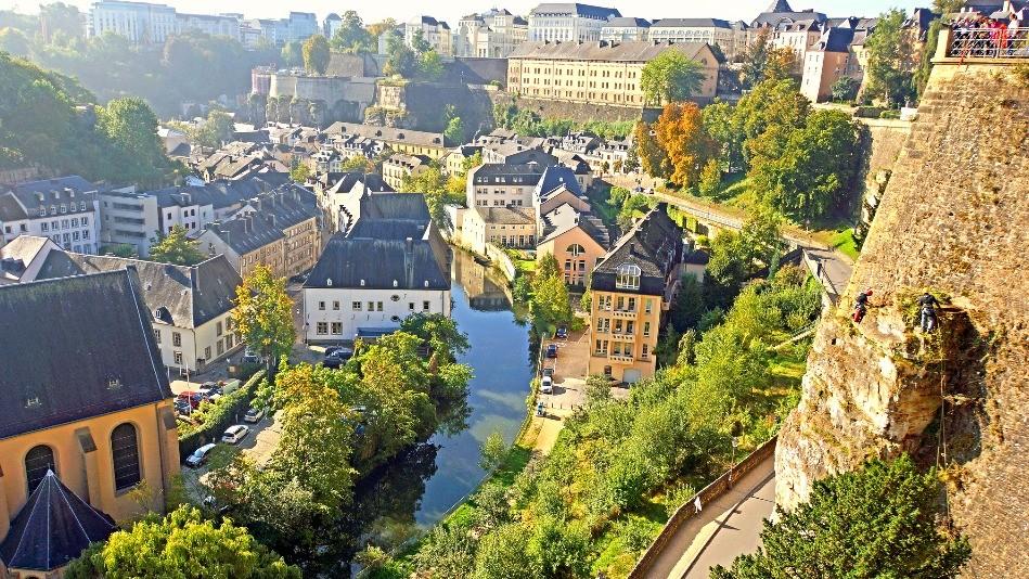 viaggio in Lussemburgo