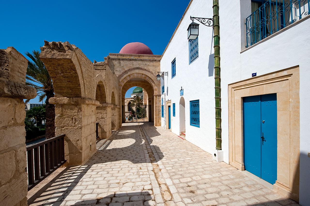 lavorare in Tunisia
