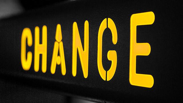 vita nuova e cambiamento