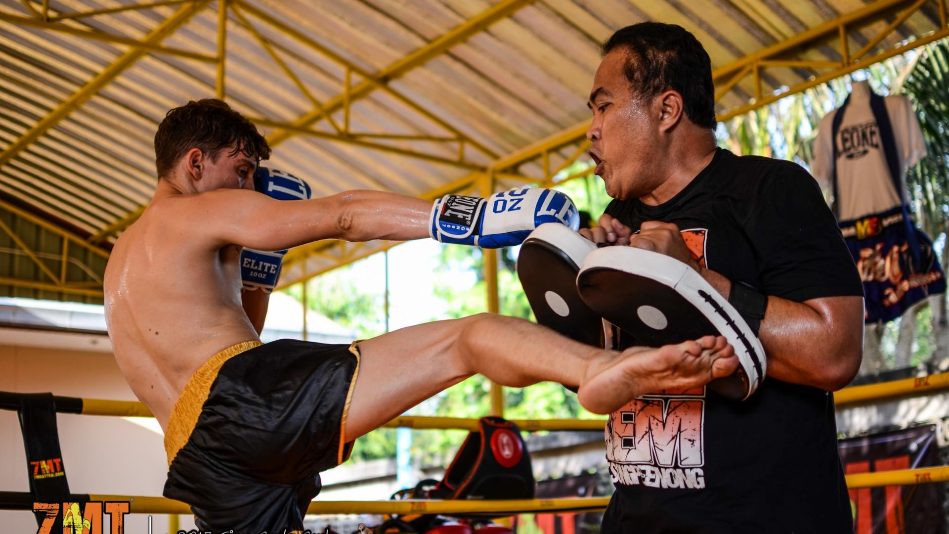 Allenamento Muay Thai - Thailand