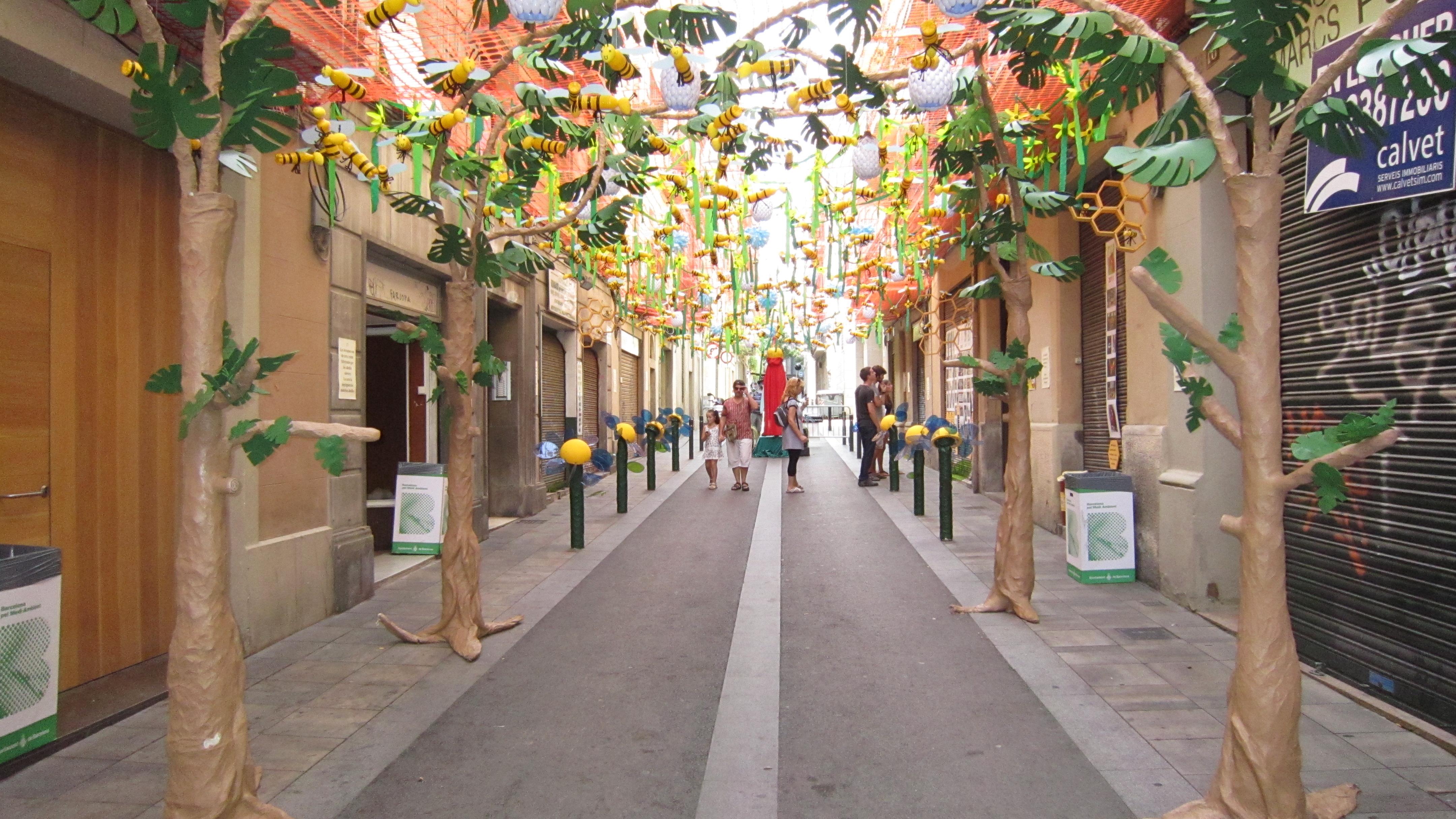 Catalogna terra interessante per gli investitori stranieri for Quartiere gracia barcellona