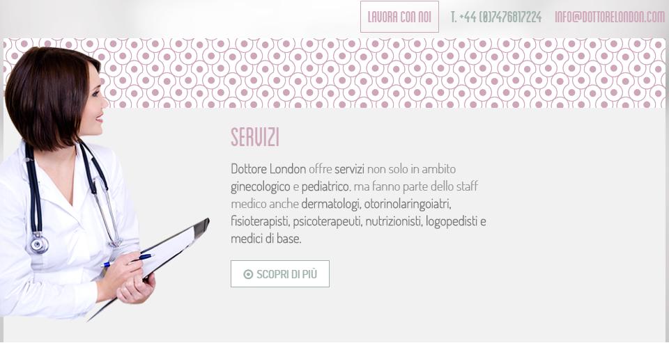 dottore london - Giorgia Bacco