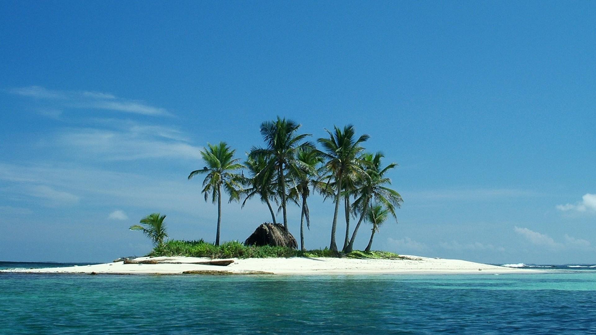 le più piccole isole del mondo