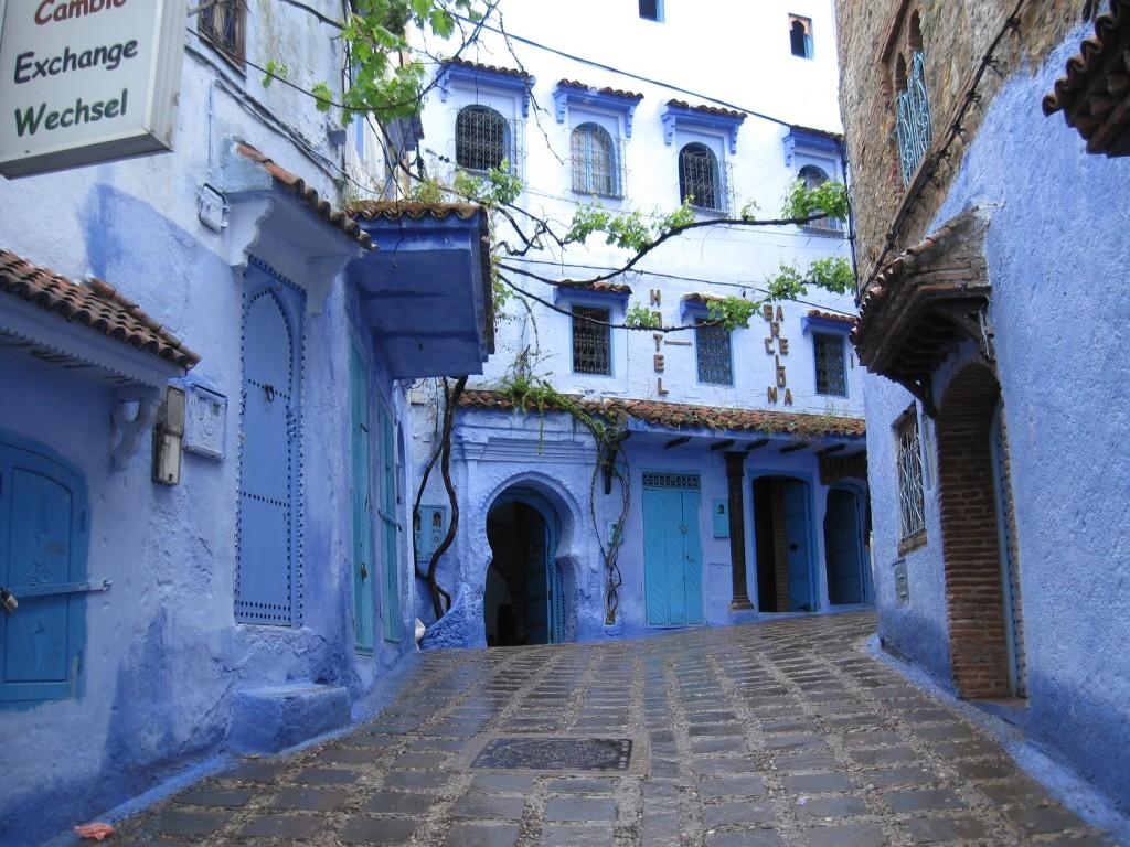 in pensione in marocco