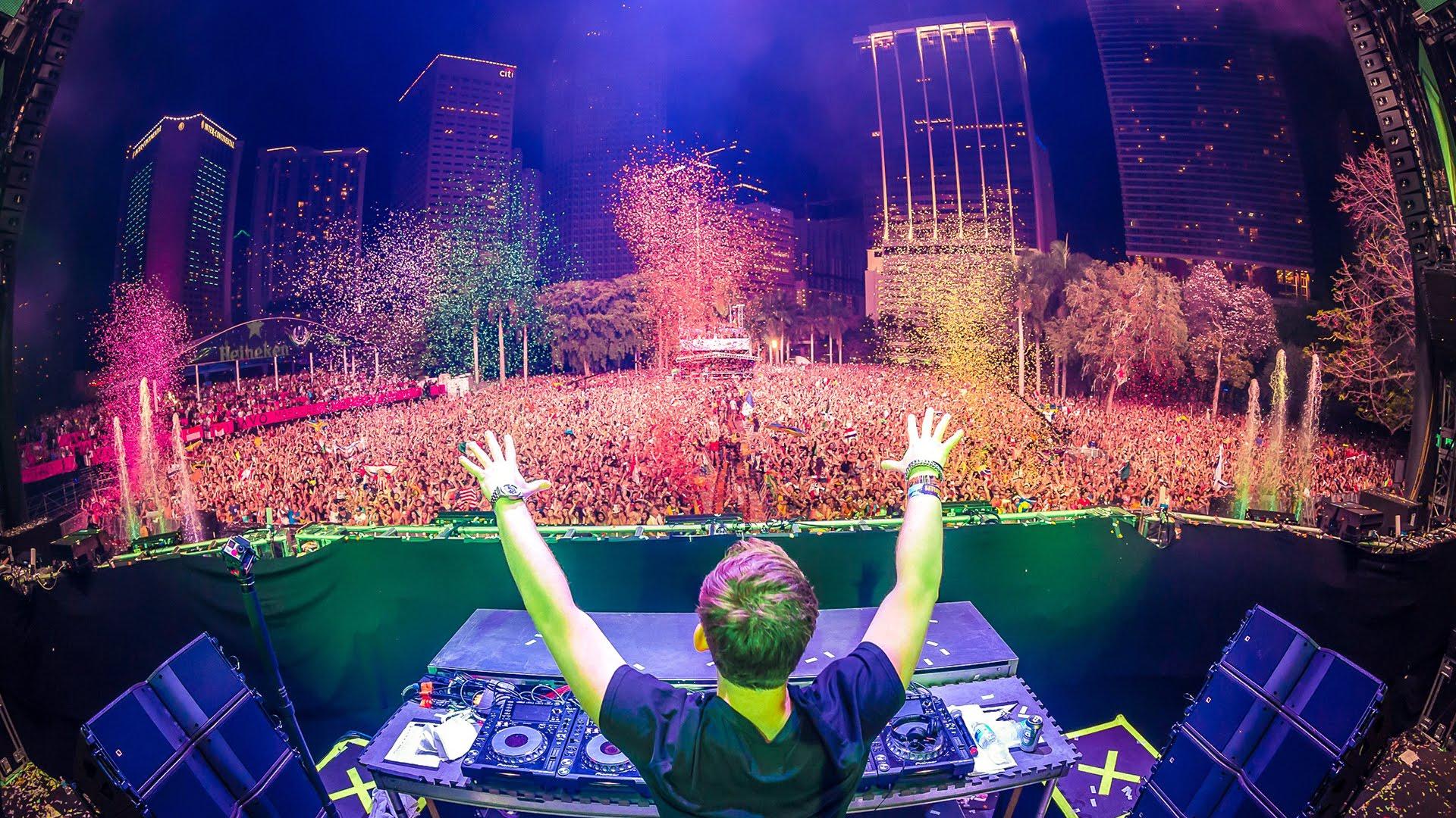 Ultra Music Festival di Miami