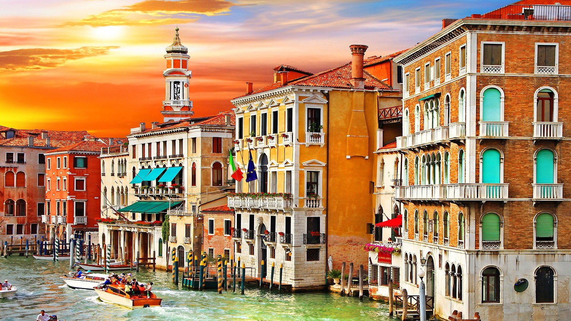 I posti pi belli del mondo voglio vivere cos magazine for I murales piu belli del mondo