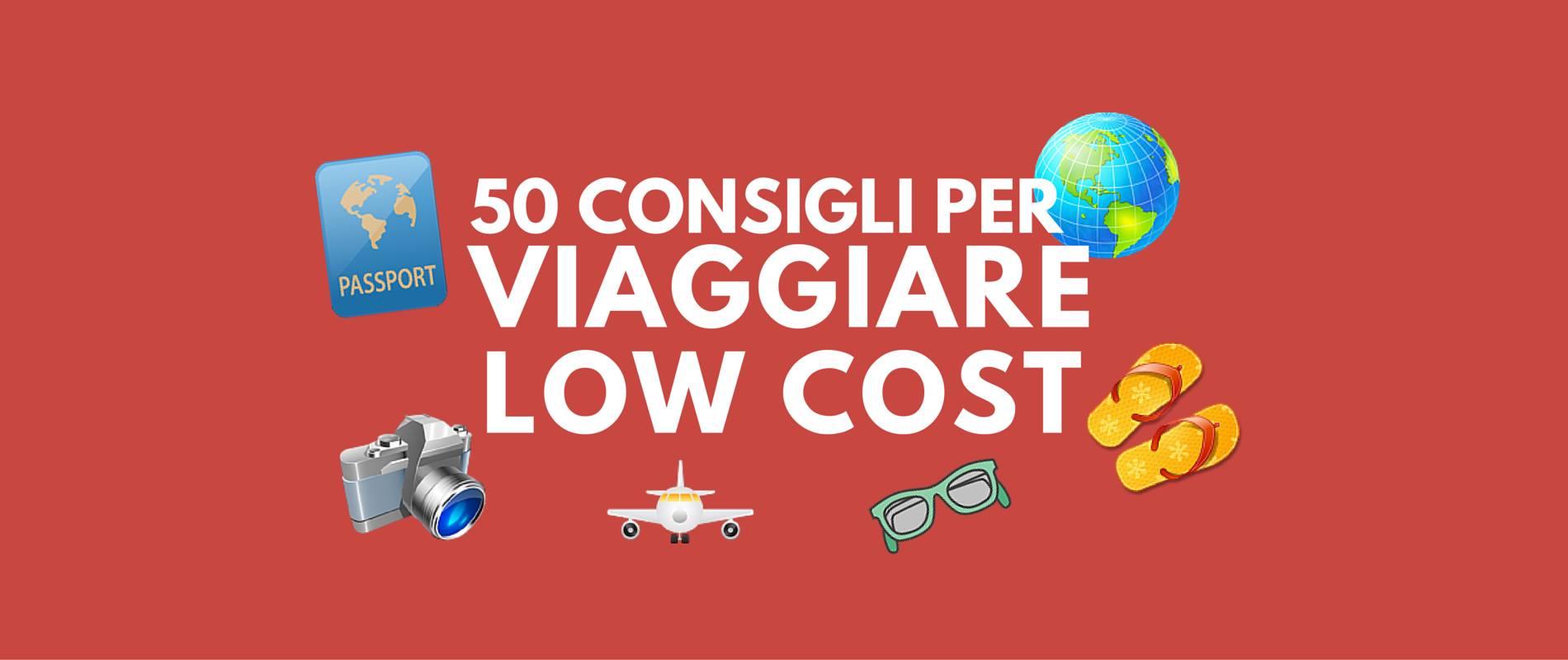viaggiare low cost