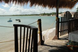 Pontal de Coruripe, Stato di Alagoas, Brasile