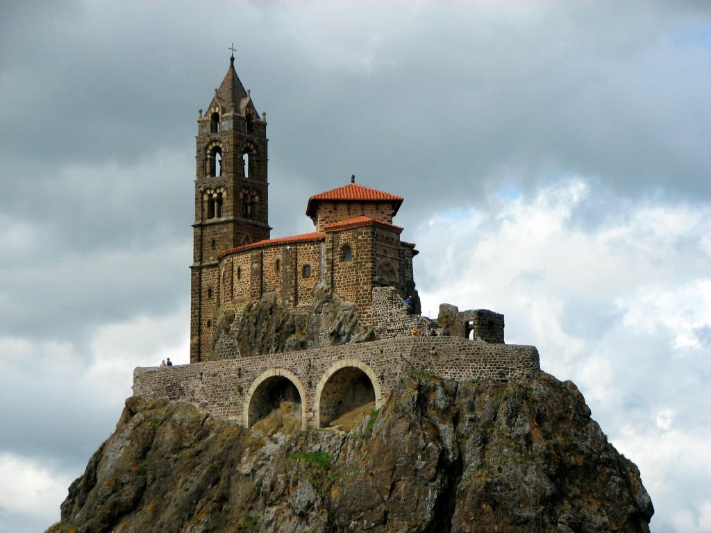 Chapelle di Saint-Michel d'Aiguilh