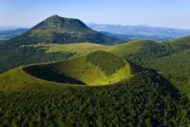 I vulcani di Auvergne