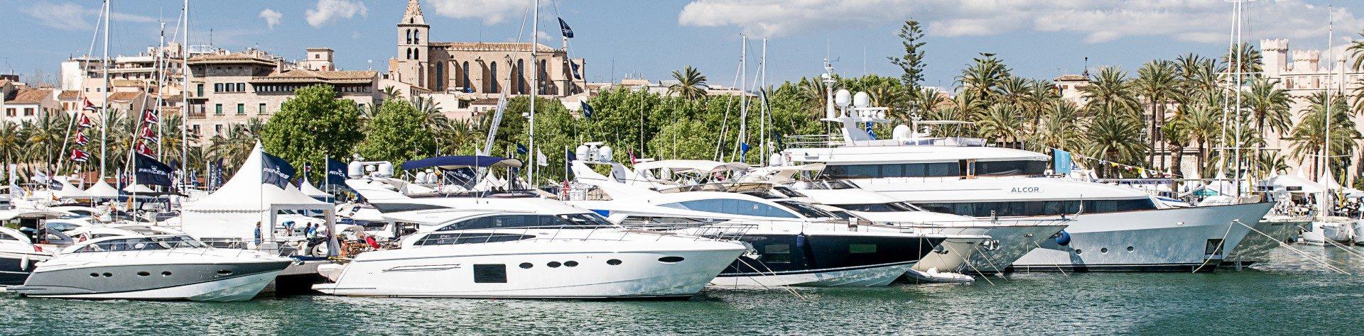 Eventi a Maiorca: Boat Show
