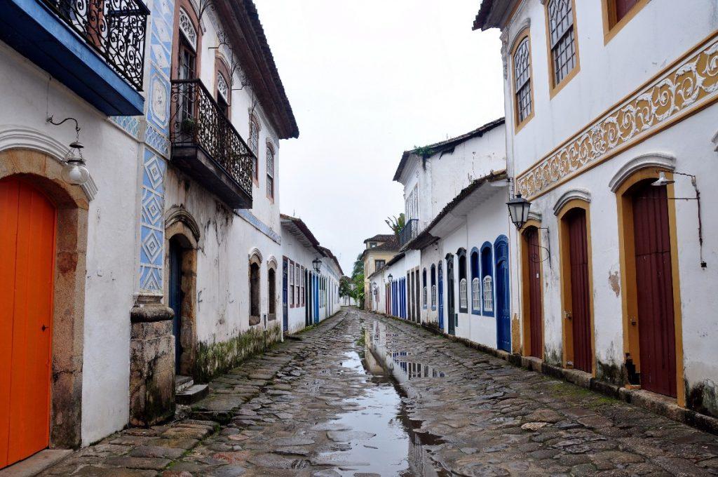 le strade brasiliane