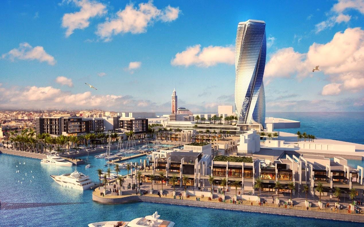 Gli emirati arabi investono nell 39 immobiliare a casablanca - Marocco casablanca ...
