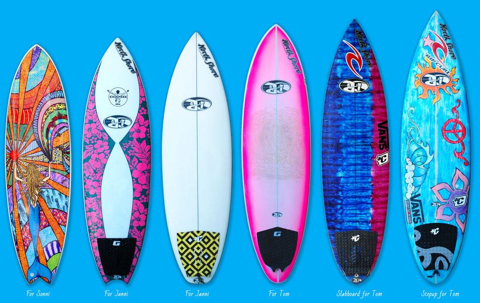Abbigliamento e accessori per i surfisti - Tavole da surf decathlon ...