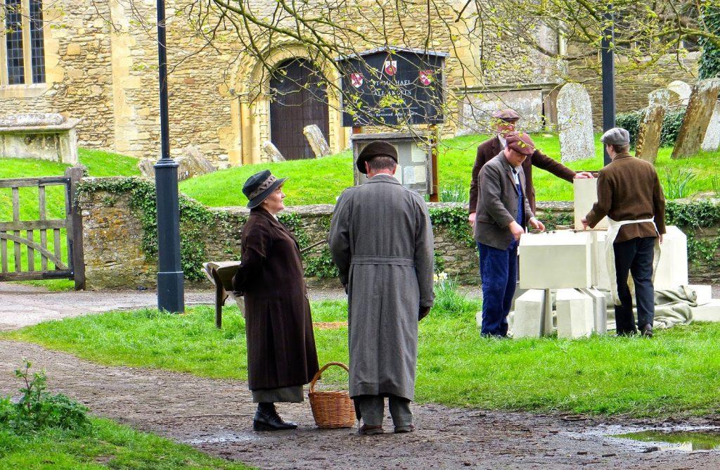 vita a Downton Abbey