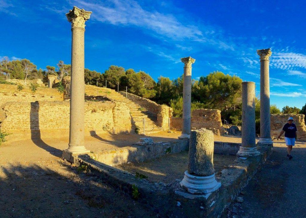 villa romana giannutri