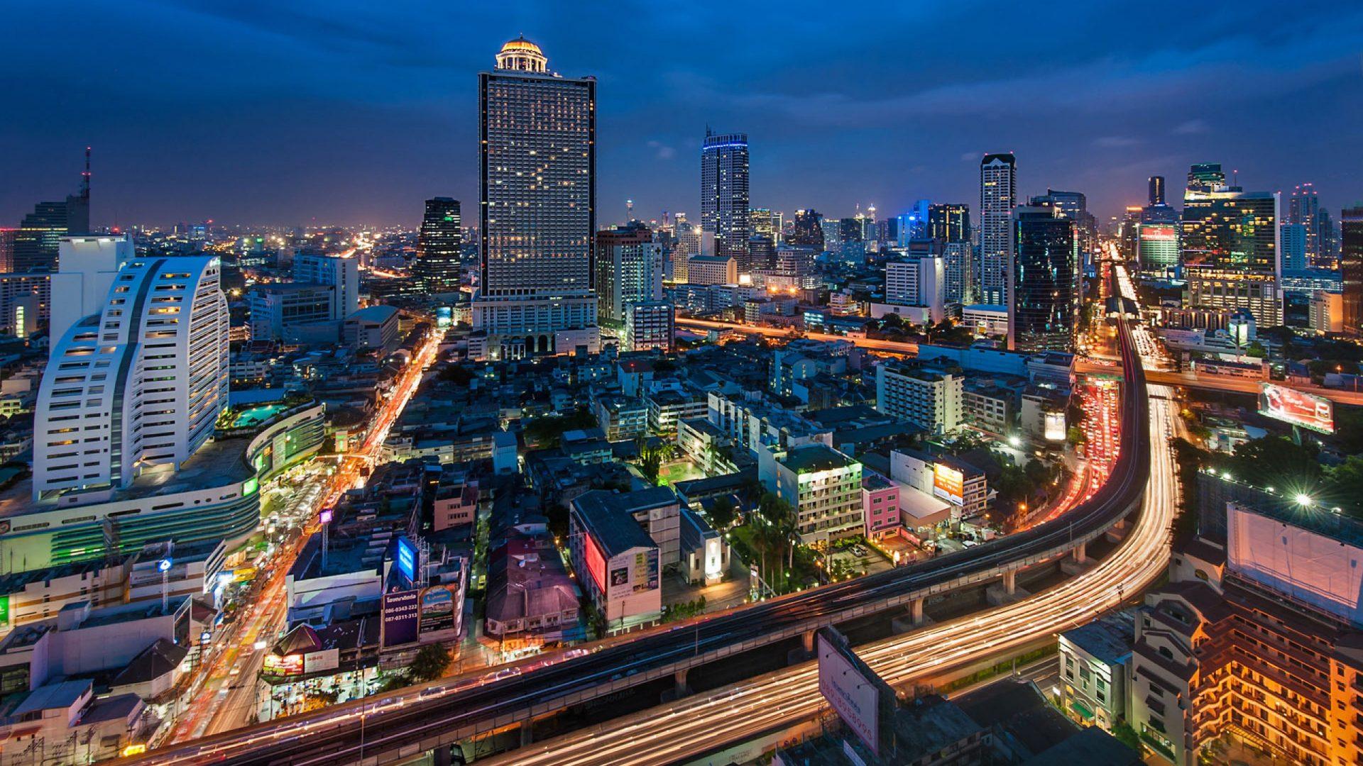 SALVATORE PARISI thailandia