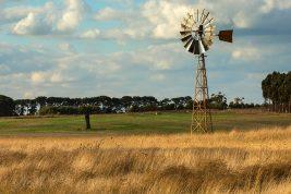 lavorare in una fattoria australiana