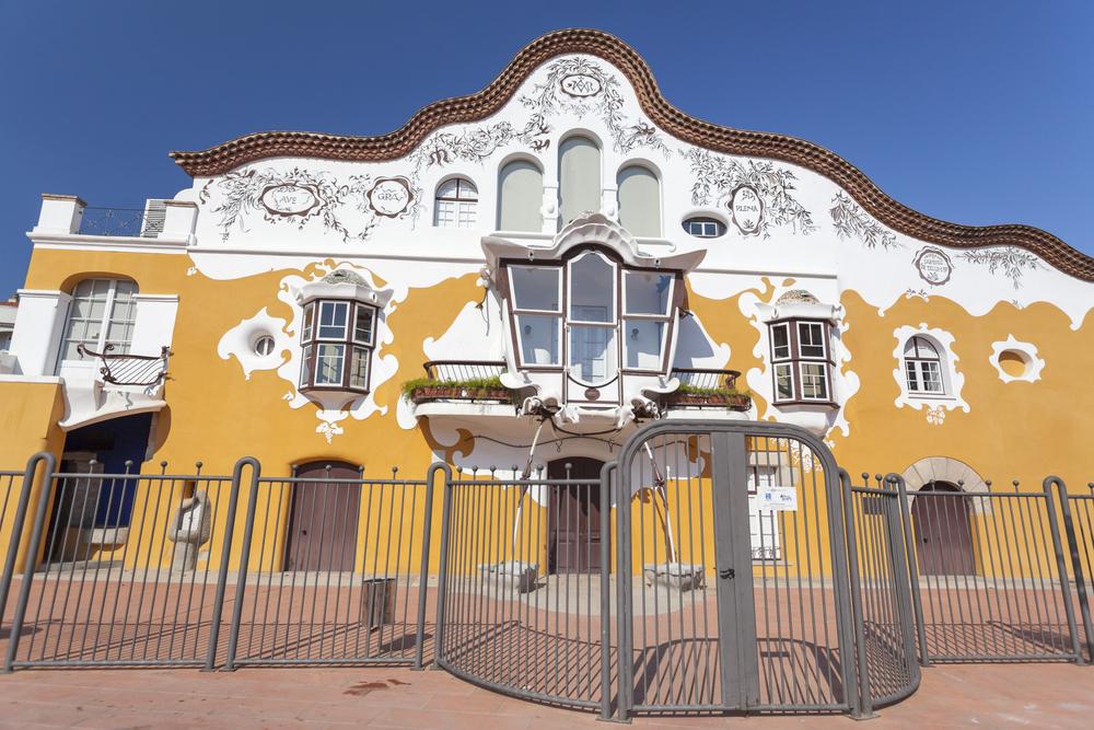 Casa Negre a Sant Joan Despí