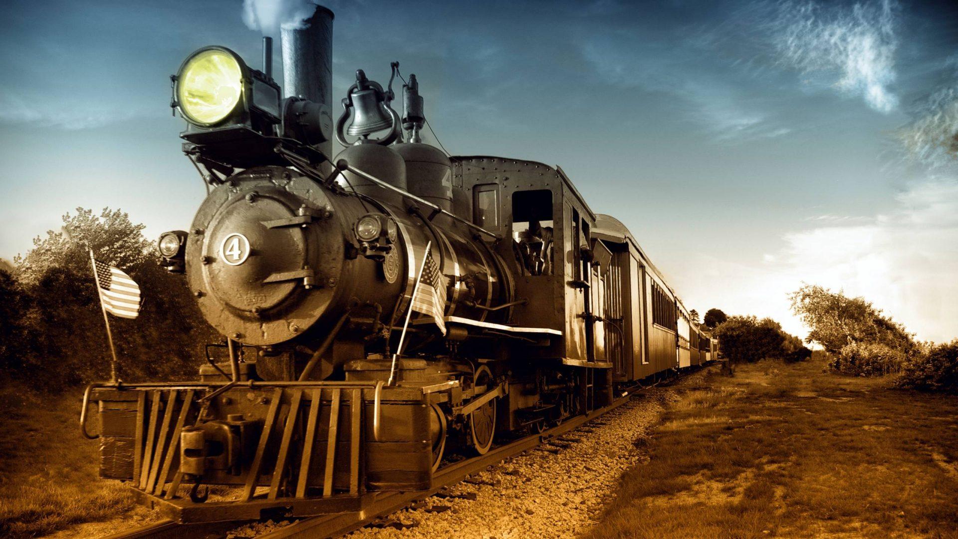 viaggiare in treno - gianluca ricci