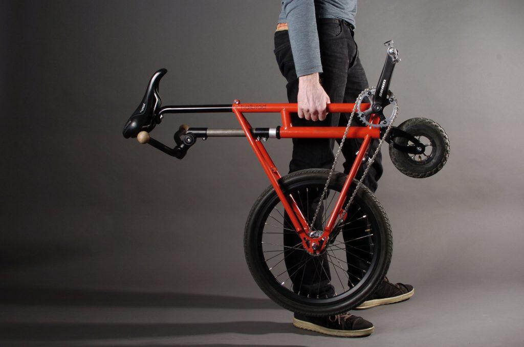 """Halbrad, la """"mezza"""" bicicletta del futuro"""