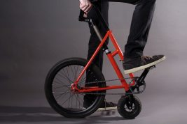 Halbrad bici