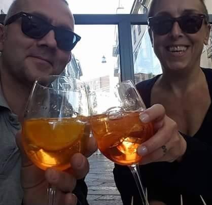 Sigfrido e Sabrina - Garni del Gardoncino