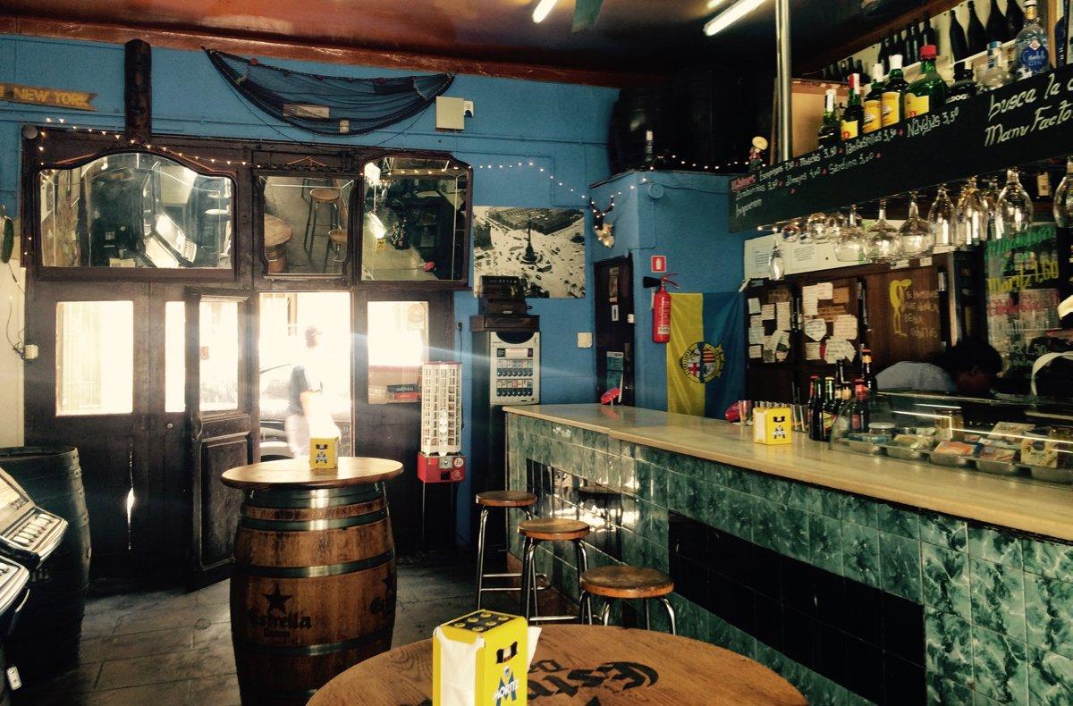 Il Loquillo: l'ultimo bar dei pescatori