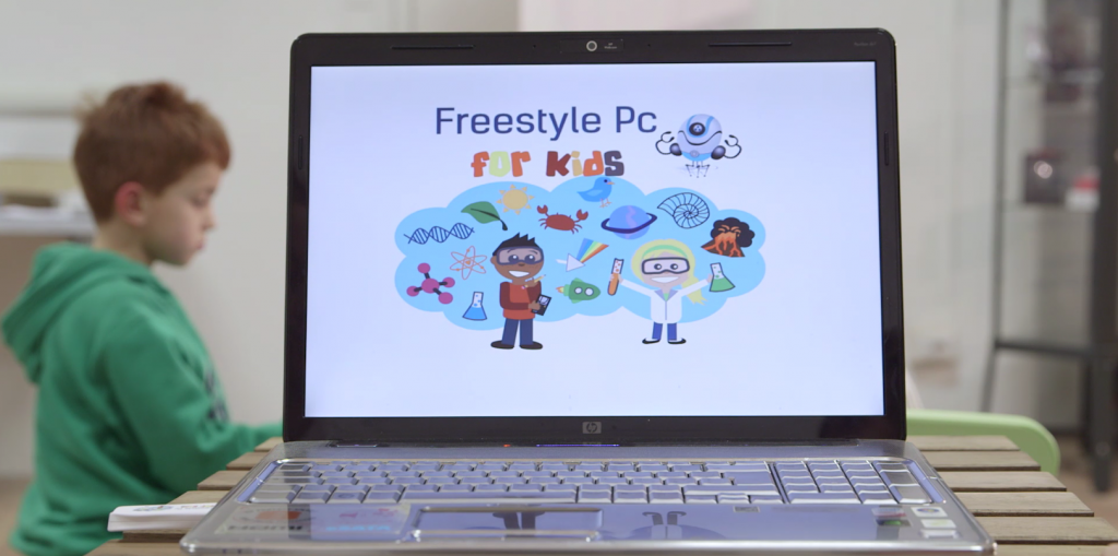 Freestyle Pc for Kids