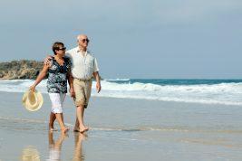 in pensione in Sud America