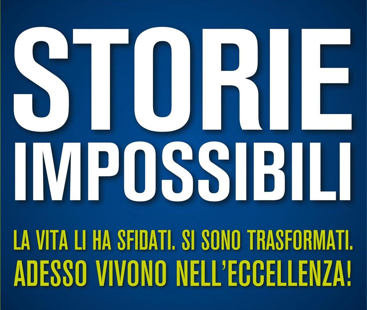 """""""Storie Impossibili"""" è una guida al cambiamento e alla trasformazione"""