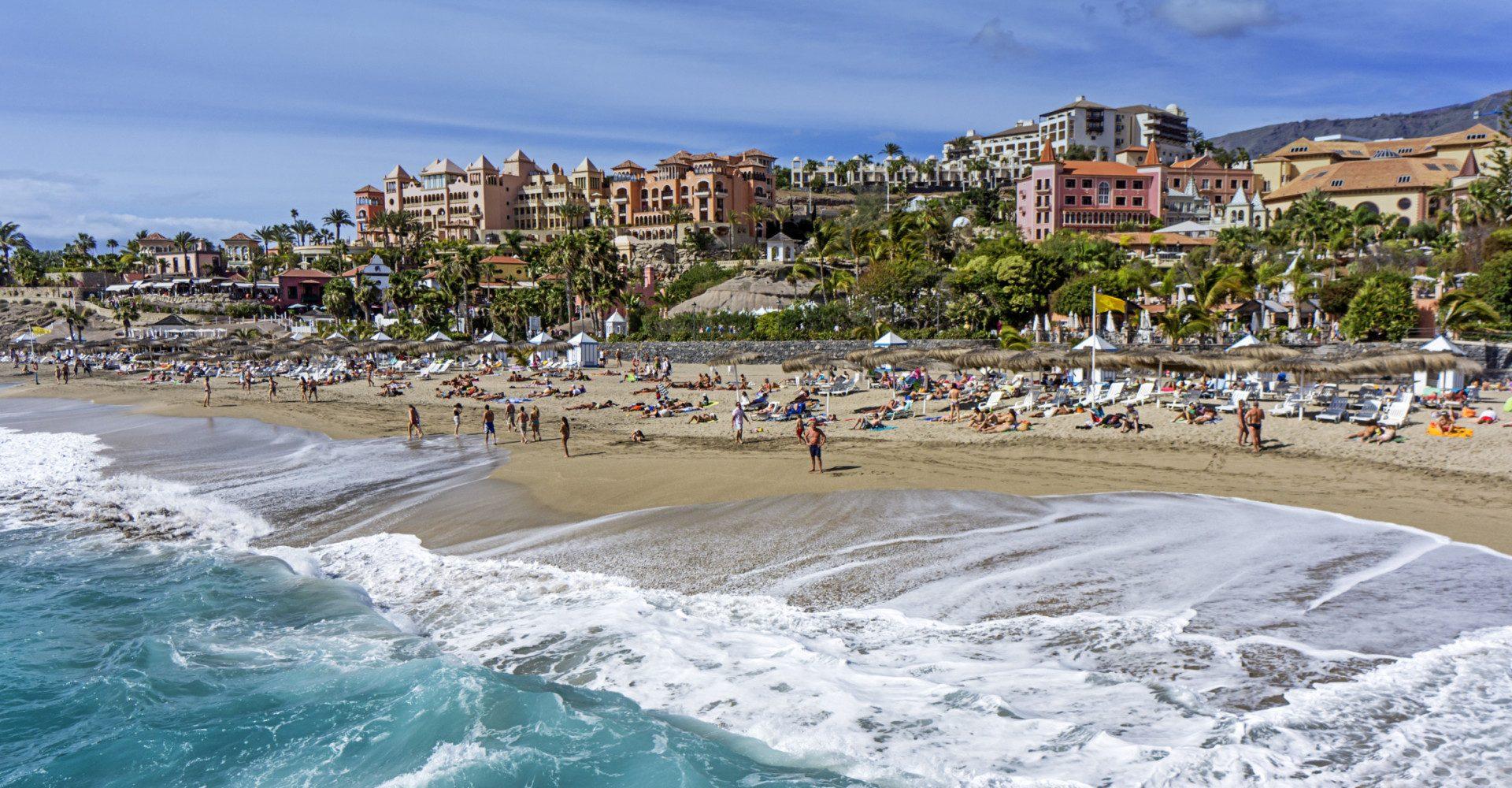 andare in pensione a Tenerife