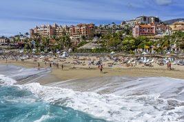 In pensione a Tenerife