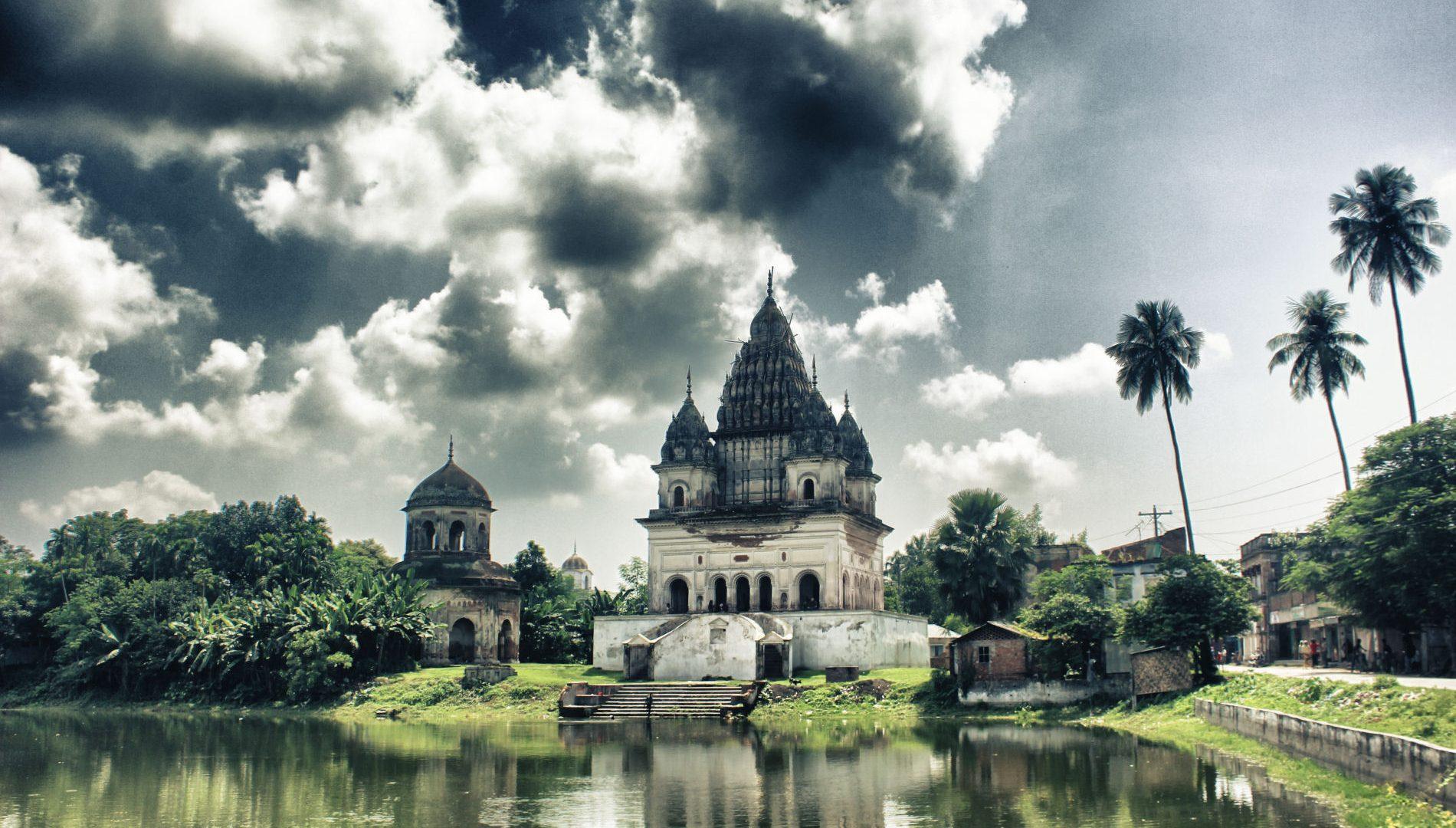 Rajshahi città senza inquinamento