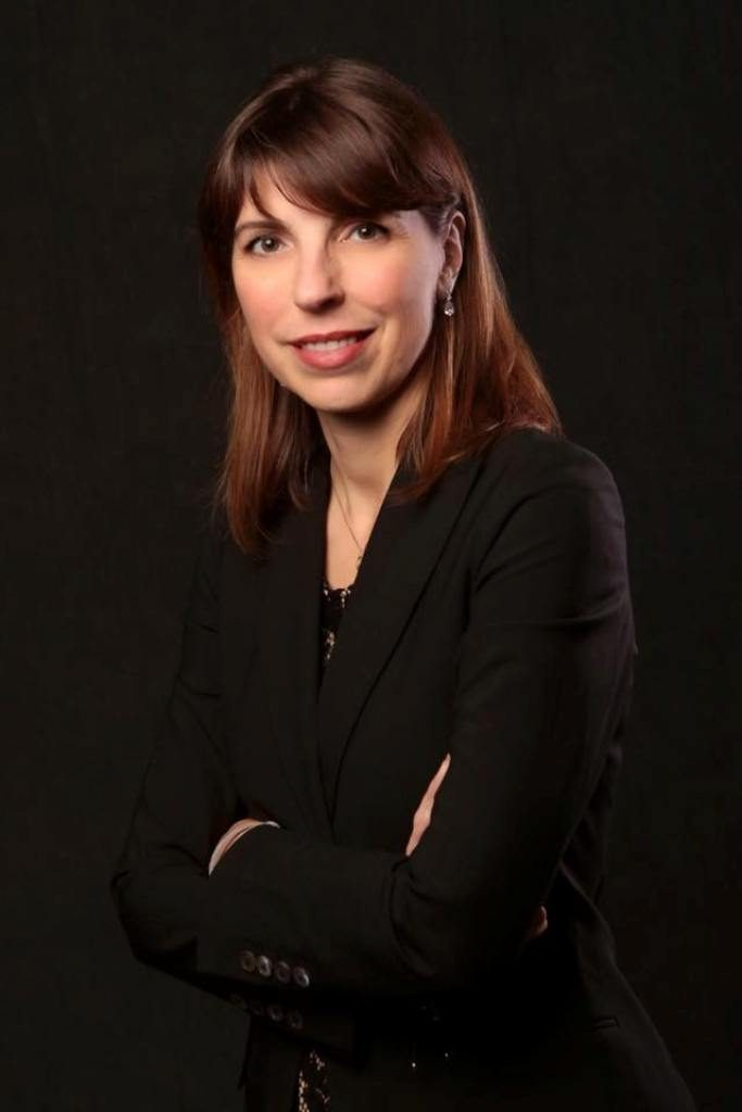 """Donatella Braghieri-Walton , proprietaria dell'agenzia """"Fifth Meridian"""" a New York"""