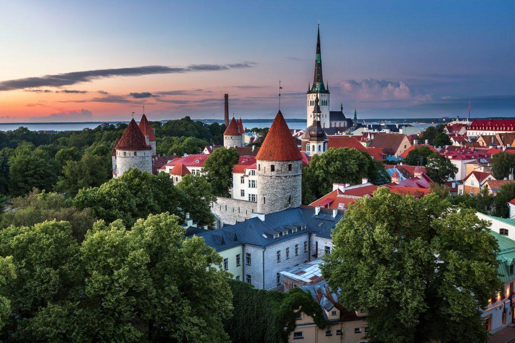 vivere in estonia