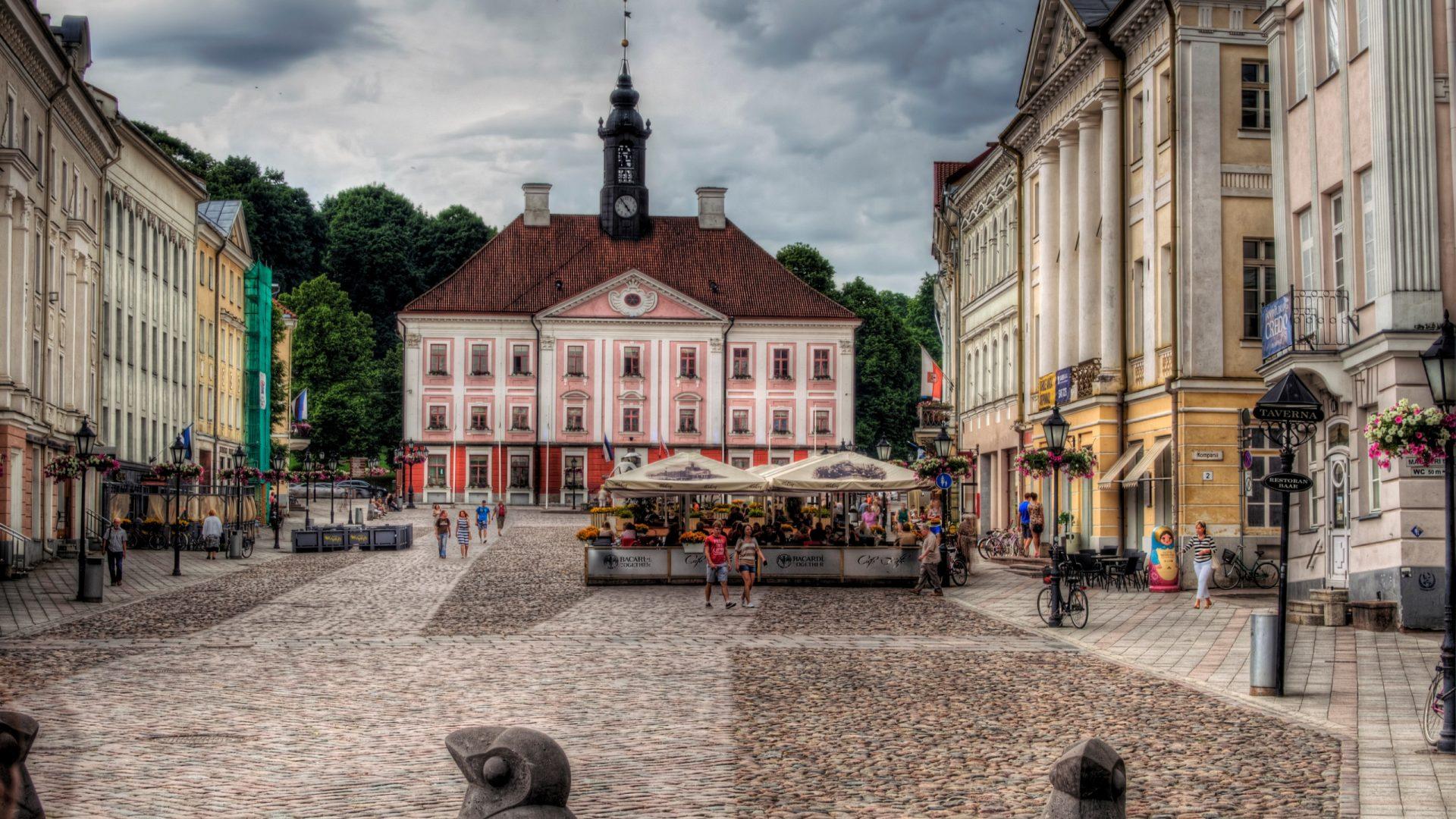 lavoro in estonia
