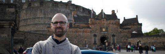 Federico Ferrarese - Edimburgo - Scozia