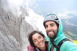 stefano e silvia in patagonia
